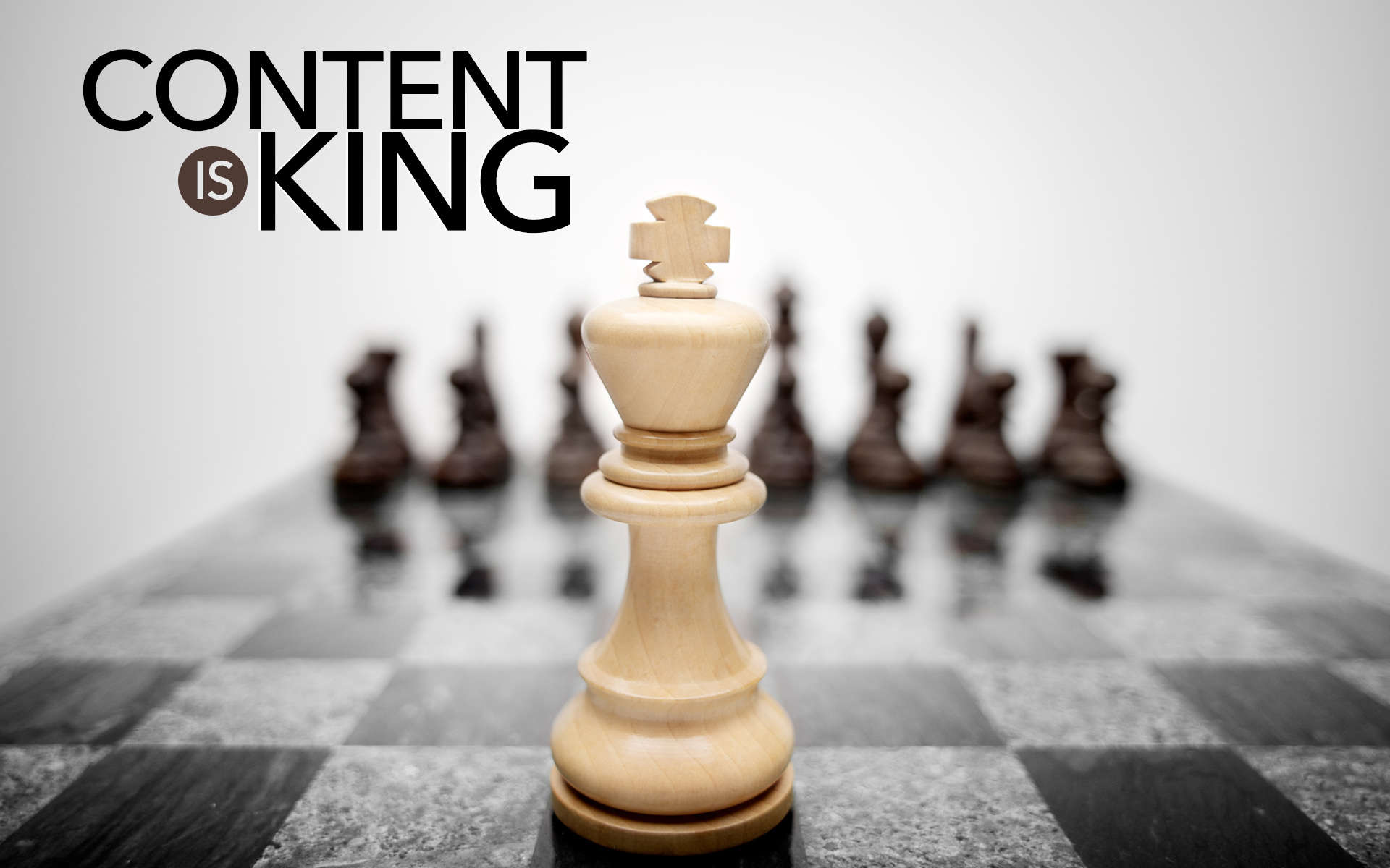 Content is king! 5 Ways to make content marketing more relevant
