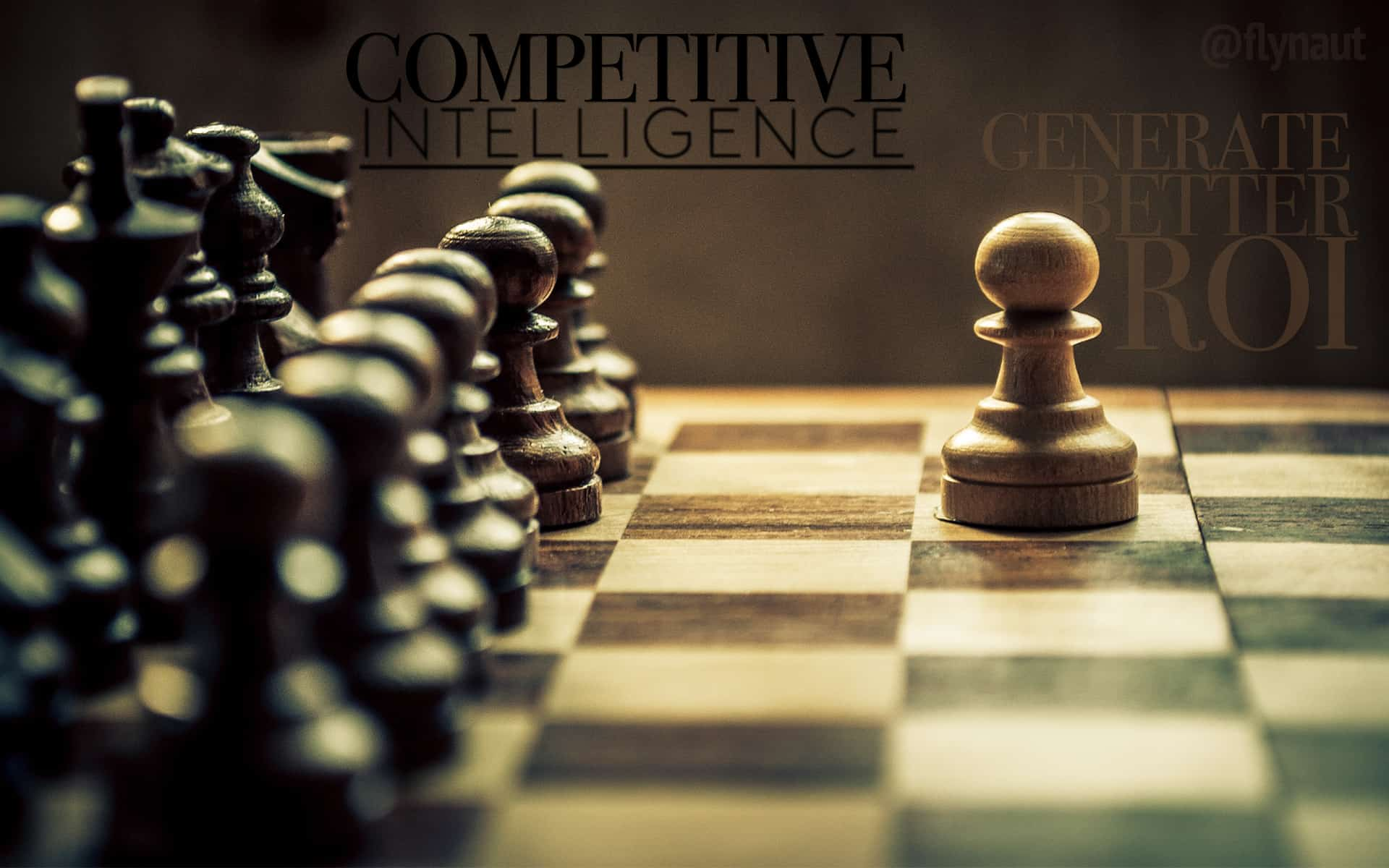 Need your Content Marketing to generate better ROI? Say Hello to Competitive Intelligence
