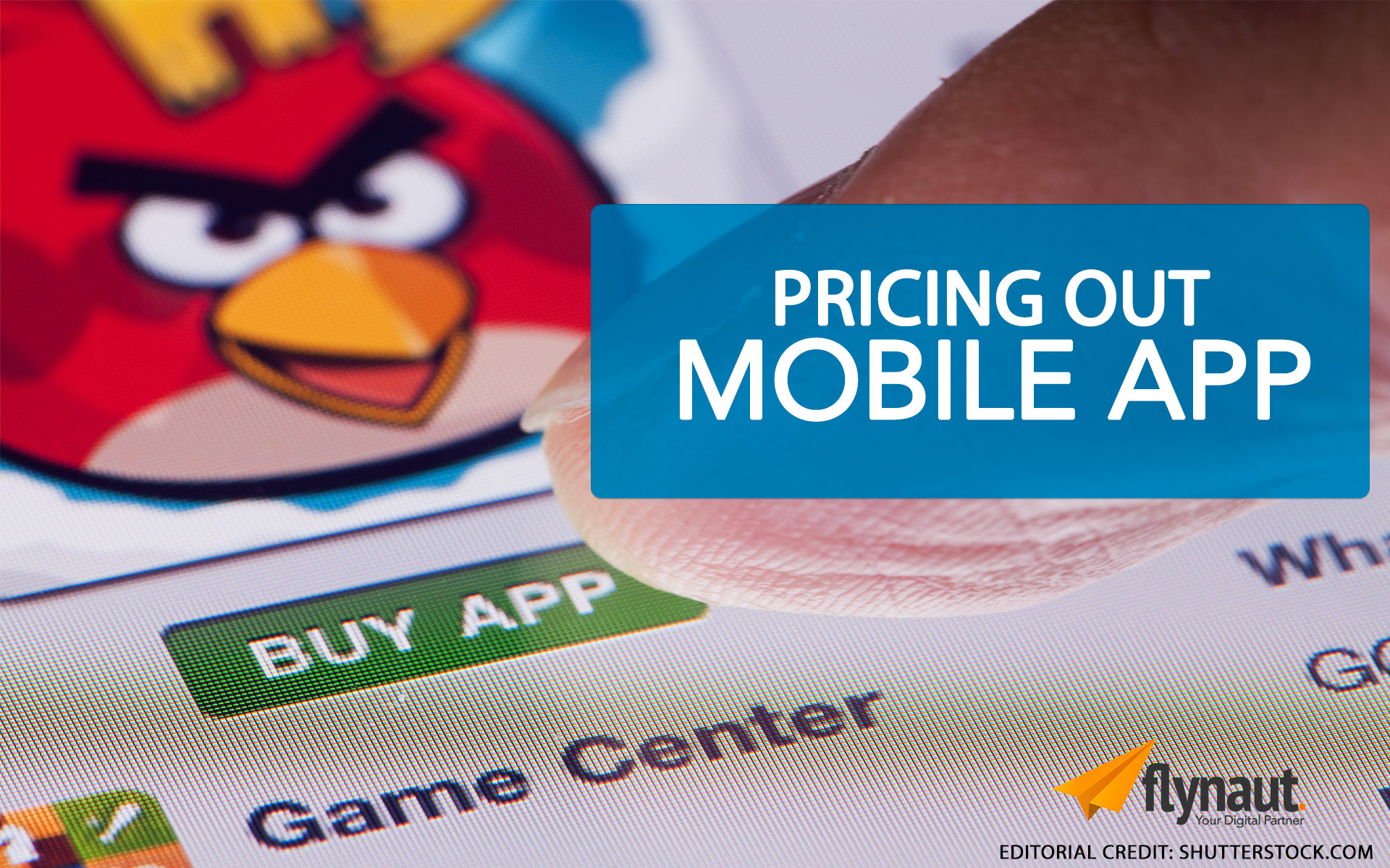 Bring Your Wallet and a Good Attitude – Pricing Out Mobile App